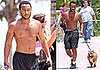 Photos of John Legend Shirtless