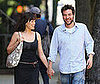 Photo of Josh Radnor and Lindsay Price Together in NYC