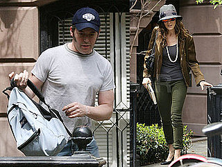 Photos of Sarah Jessica Parker and Matthew Broderick, Who Are Expecting Twin Girls Via Surrogate