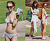 Photos of Lindsay Lohan in a Bikini in Hawaii