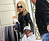 Photo of Madonna in NYC