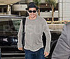 Photo of Jake Gyllenhaal at LAX