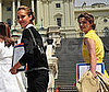 Photo of Jessica Alba and Keri Russell at the Capitol in Washington DC