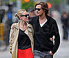 Photo of Kate Bosworth and James Rousseau in NYC