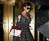 Photo of Victoria Beckham Leaving Her NYC Hotel