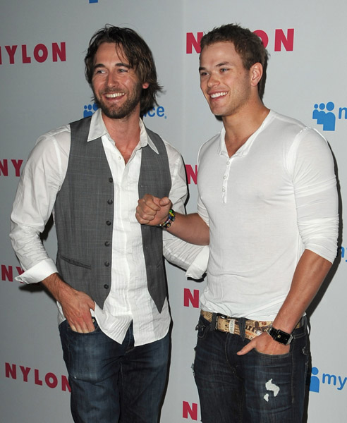 Nylon Magazine Party