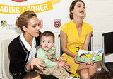 Jessica and Keri Read to Children
