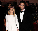 Ashley Olsen and Justin Bartha