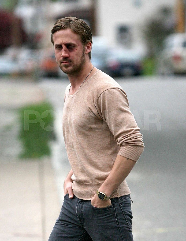 Gosling's Black Eye