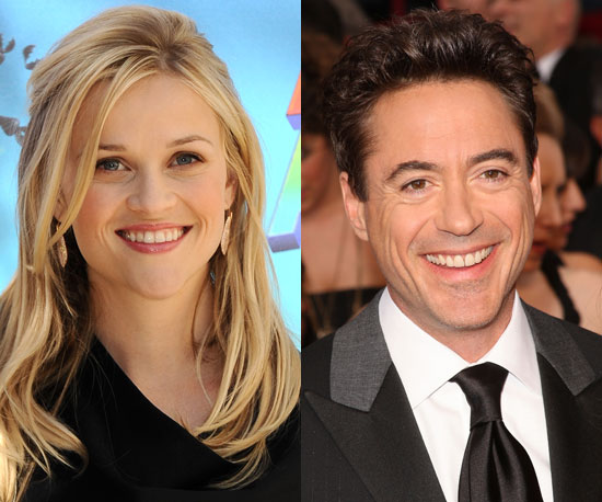 Reese Witherspoon vs. Robert Downey Jr.