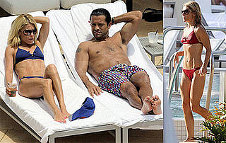 Bikini Photos of Kelly Ripa and Shirtless Photos of Mark Consuelos in Miami