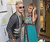 Photo of Joel Madden and Nicole Richie attend the launch of House of Harlow 1960 Jewelry Collection
