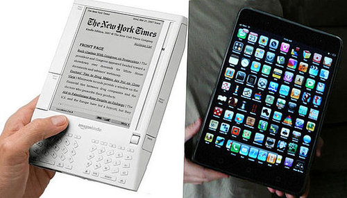Will the Apple Tablet Make the Amazon Kindle Obsolete?