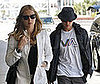 Photo Slide of Abbie Cornish and Ryan Phillippe at LAX