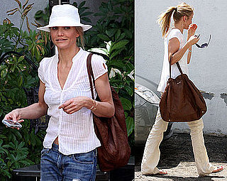 Photos of Cameron Diaz in LA 2009-05-18 02:00:31