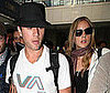 Photo Slide of Ryan Phillippe and Abbie Cornish at the Nice Airport