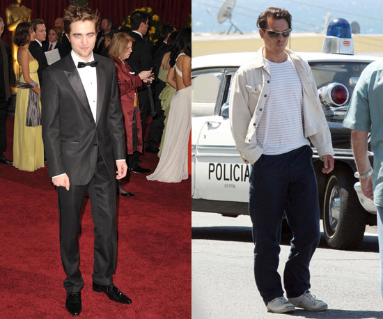 Who's Winning — Pattinson vs. Depp?
