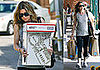 Photos of Ellen Pompeo Running Errands