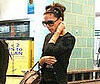 Photo of Victoria Beckham Arriving in Milan