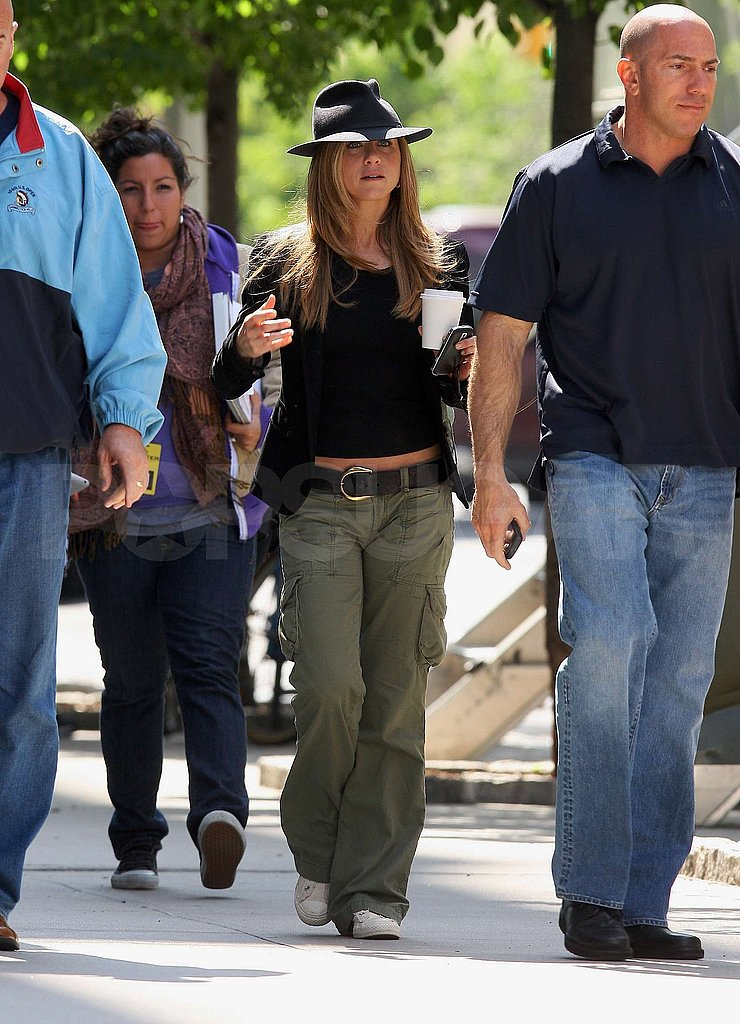 Jennifer Aniston in NYC