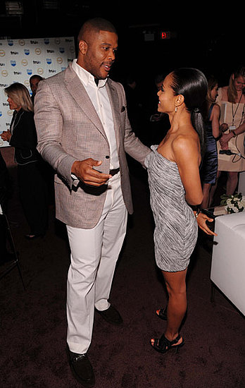 Will and Jada Pinkett Smith at Upfronts