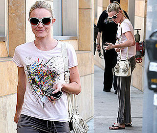 Photos of Kate Bosworth Running Errands in LA 2009-05-20 05:00:15