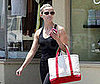 Photo Slide of Reese Witherspoon Leaving an LA Pilates Class