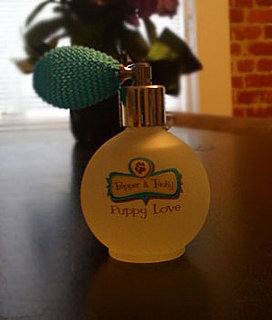 Pepper and Tanky Dog Perfume Works Wonders on Stinky Dogs