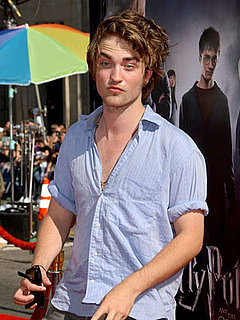 Which Robert Pattinson Photo is Sexier?