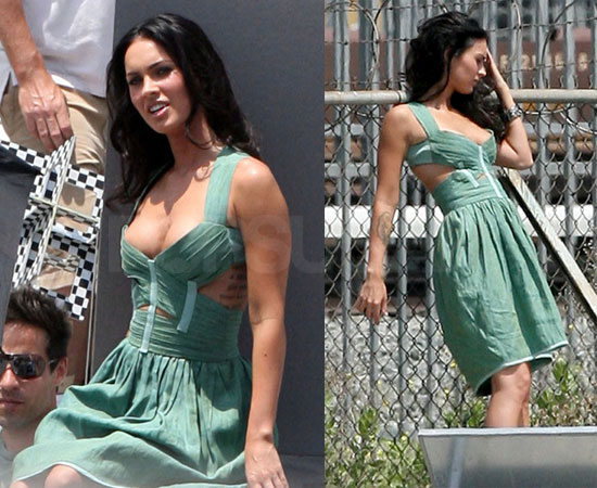 Megan Fox Photo Shoot