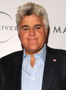 Jay Leno to Host The Tonight Show For the Last Time