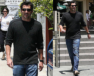 Photos of Patrick Dempsey in LA