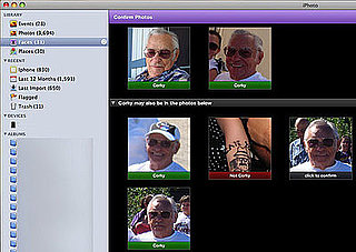 iPhoto's Face Recognition Thinks My Grandpa Looks Like Mr. Potatohead
