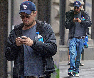 Photos of Leonardo DiCaprio Walking in NYC
