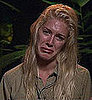 Photo of Sad Heidi Montag on I'm a Celebrity Get Me Out of Here