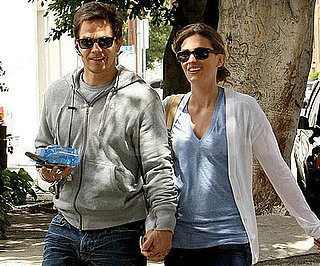 Photo Slide of Mark Wahlberg with Rhea Durham in Santa Monica