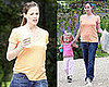 Photos of Jennifer Garner and Violet Affleck Together in Boston
