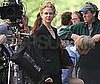 Photo Slide of Nicole Kidman Filming The Rabbit Hole