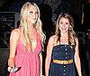 Photo Slide of Stephanie Pratt and Lo Bosworth Leaving Delux in LA