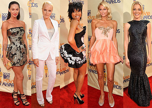 Who Was the Worst Dressed at the MTV Movie Awards?