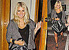Photos of Jessica Simpson at Nobu with Tina Simpson