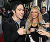 Photo Slide of Nicole Richie and Pete Wentz at an Event Promoting Their Clothes