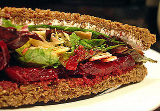 Sugar Shout Out: Beet, Avocado and Goat Cheese Sandwich