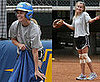 Photos of Reese Witherspoon Playing Softball in LA