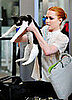 Evan Rachel Wood Travels With Kitty 