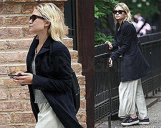 Photos of Ashley Olsen Casually Running Errands in NYC without her Boyfriend Justin Bartha