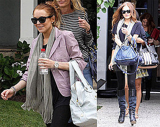 Photos of Lindsay Lohan Around LA
