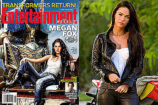 Photos and Quotes of Megan Fox in Entertainment Weekly