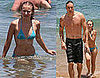 Bikini Photos of Kristen Bell and Dax Shepard in Hawaii