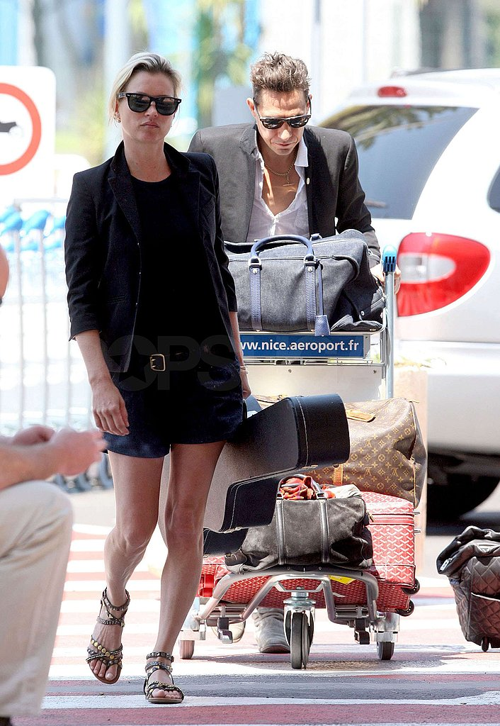 Kate and Jamie in France